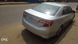 2012 Toyota Camry Tokunbo