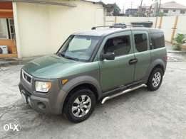 Registered 2004 Honda Element