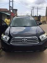 Toyota Highlander 2010 Limited Edition