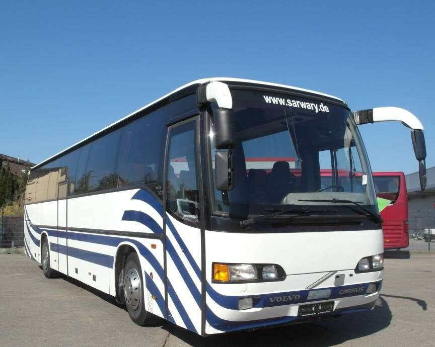 Volvo B 10 B Carrus/7 Gang/orig:375743 Km/fahrschulbus - 1998