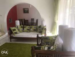 4 bedroom fully furnished holiday house in Nyali