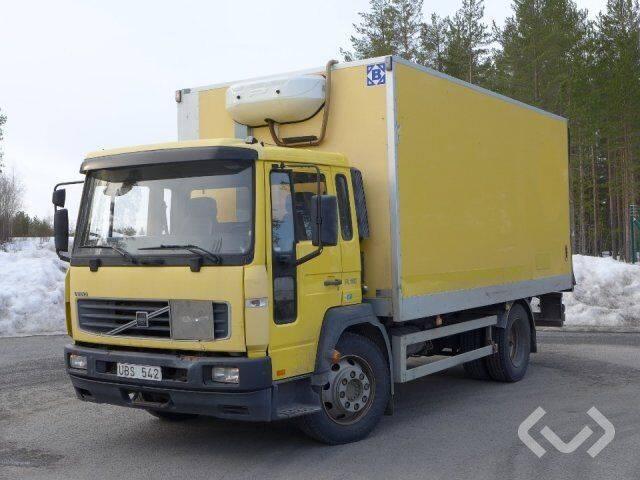 Volvo Fl6 H 4x2 Box (tail Lift) - 03 - 2003
