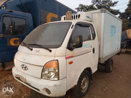 Used Hyundai cooling van for sale