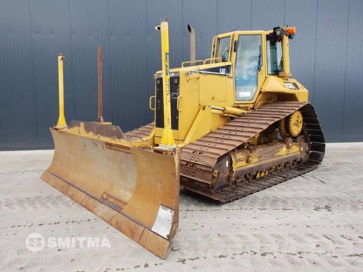 Caterpillar D 6 N LGP • SMITMA - 2007