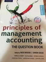 Principles of Management Accounting - The Question Book (2nd Edition)