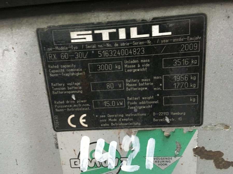Still RX60-30L - 2009 - image 2