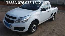 2013 Chevrolet Utility 1.8 with aircon s/c 4 available not to miss!