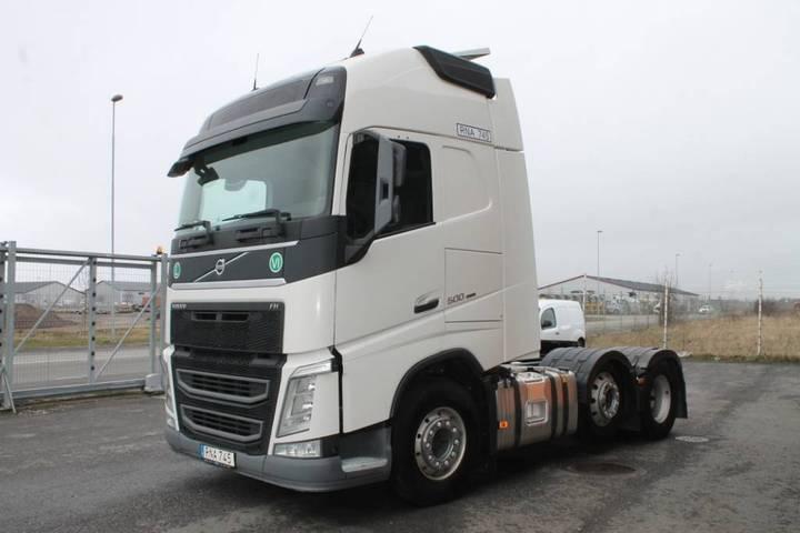 Volvo Fh 6*2 Euro 6 - 2014