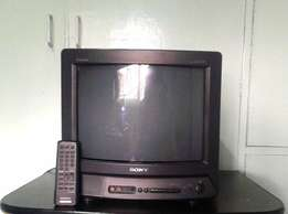 Sony trintron TV