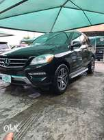 Mercedes Benz 4matic. One year use