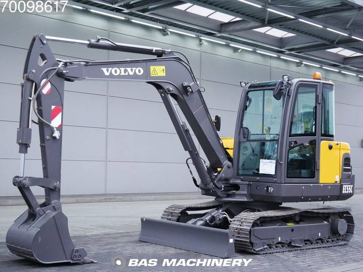 Volvo EC55C New unused 2018 machine - 2018