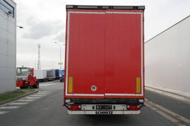 Schmitz Cargobull SCS 24/L low deck - 2007 - image 3
