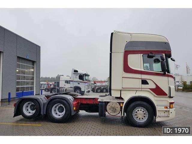 Scania R620 Topline, Euro 5, Retarder, Intarder - 2013 - image 5