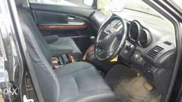 Toyota harrier very clean unit