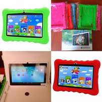 Kid's Learning Tab + Screen Protector + Free Pouch