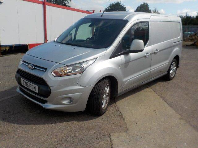 Ford TRANSIT CONNECT 240 1.6TDCI 115PS LIMITED - 2019