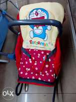 Baby bouncer and switch both electric and non-electric