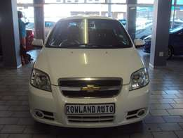 2014 Chevrolet Aveo LS for sell R90000