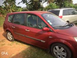 Renault Scenic for sale in a nice condition