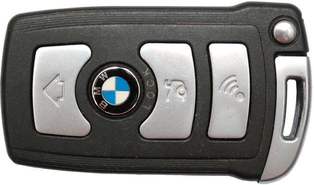 Topnotch Zdalne odpalanie silnika BMW E65/66/67 z klucza, start silnika QH53