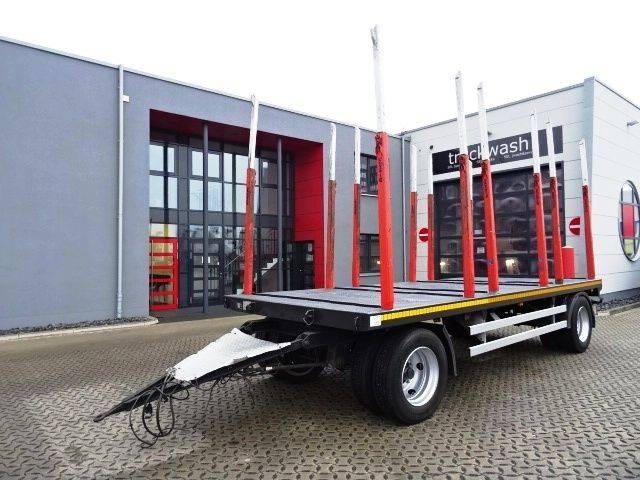 Schmitz Cargobull BEFA / EXTE - Rungen / 2 Achsen - 2013