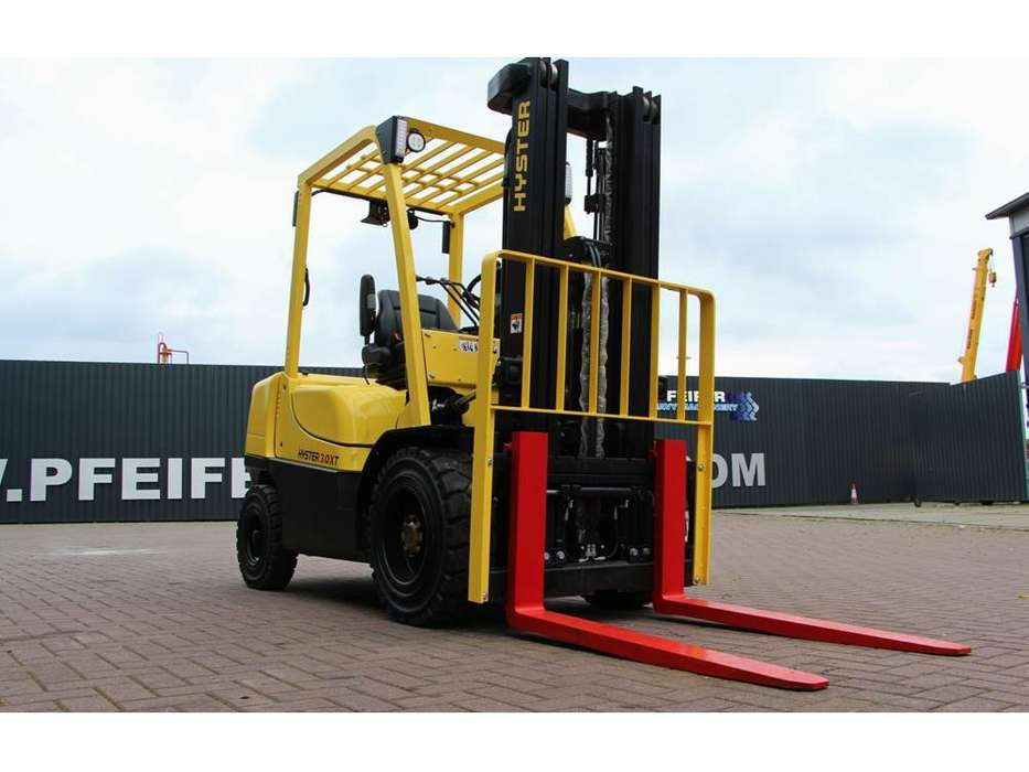 Hyster H3.0XT - 2017 - image 7