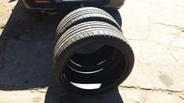 "19"" Continental Tyres"