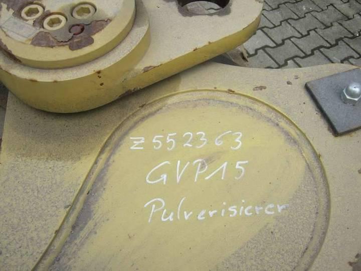 Genesis Pulverisiergebiss Gvp15 - 2010