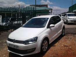 2011 vw polo 6 1.4 comfortline for sale