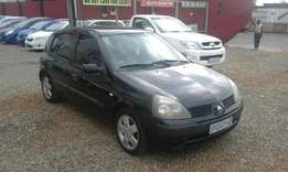 2005 Renault Clio 1.6 automatic call khalick