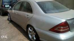 Benz 07 C230 Neat and Affordable