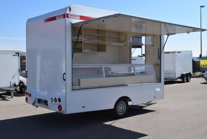 VK 360 E Bäckerei Verkaufsanhänger Bäckereiwagen