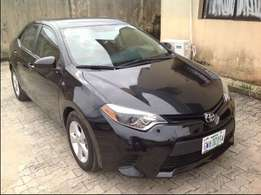 2014 Super Clean Toyota Corolla LE Bought Brand New Flawless 2Keys