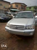 Toyota Highlander, 2001 model