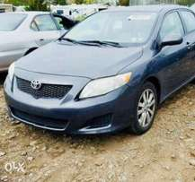 Foreign used 2009 Toyota Corolla