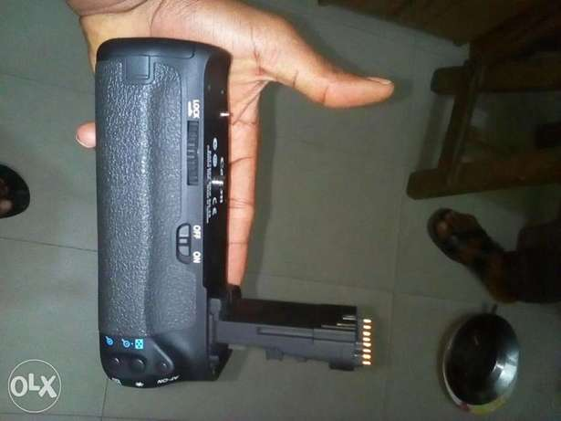 New battery grip for canon 60D camera. Alaba - image 3
