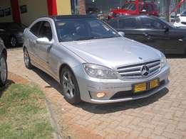 2010 Mercedes Benz CLC200