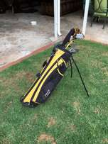 proline future tour golf set