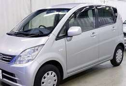New Daihatsu Move, Year 2009 October, 4 seater, 5 doors, 2WD, 650cc
