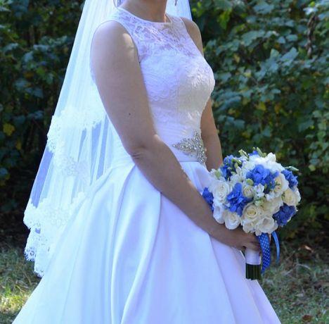 Весільна сукня  2 000 грн. - Весільні сукні Хмельницький на Olx 3ef5251b367d9