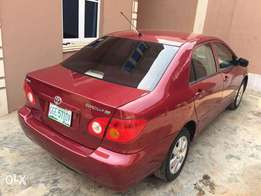 Superb 2004 Corolla LE wth sound engine