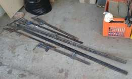 6 Sash Clamps for Sale