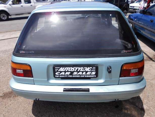 Autostyling Car Sales-East London-2000 Toyota Tazz + acon Only R49995 East London - image 3