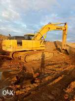 Komatsu Thirty Ton Crawler Excavator On Sale