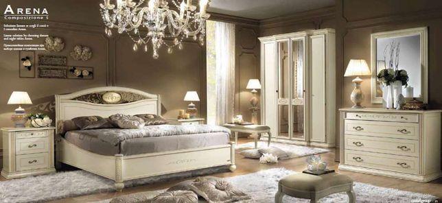 в наличии итальянские спальни Siena Trevisoplatinum Camelgroup