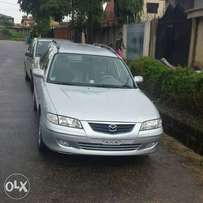 Neat and Clean Mazda626 For Sale