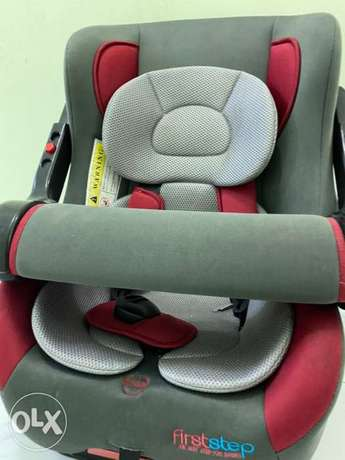 First Step Baby Car Seat