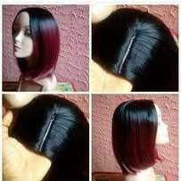 Varieties of wigs for sale,it has different inches and colours, it I'd