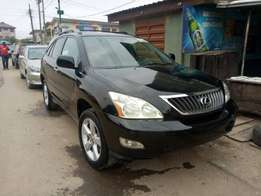 Tokunbo Lagos Cleared Lexus RX350 Jeep 2008 Model