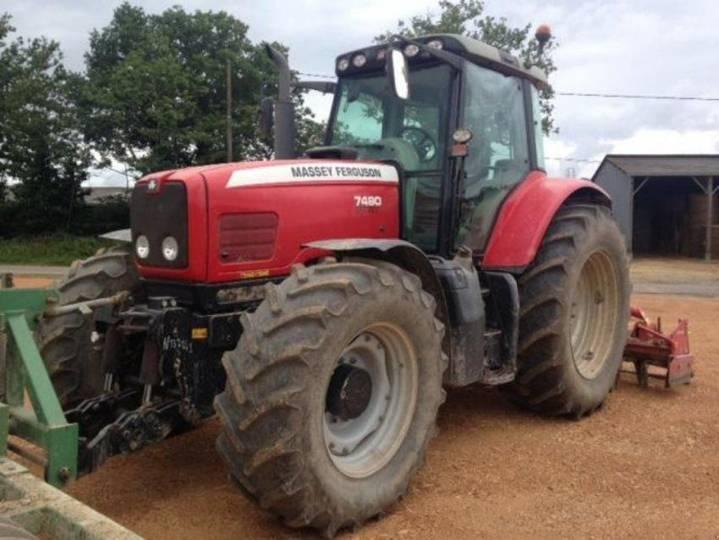 Massey Ferguson 7490 - 2004